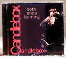 Both Ends Burning by Candlebox (CD, 1994 S.I.A.E. (ITALY Import))