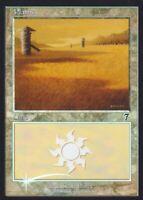 1x Plains (341) - Foil MTG 7th Edition NM- Magic Foil