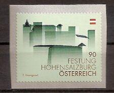 Österreich 2013, Nr. 3091 y, Festung Hohensalzburg postfrisch (mnh)