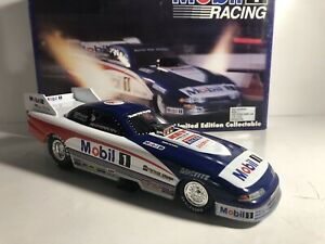 1995 Whit Bazemore Mobil 1 Dodge 1:24 NHRA Funny Car Action Diecast