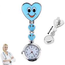 Reloj de pulsera Smiley Enfermera segunda mano Azul