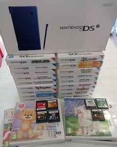 Lotto Console Nintendo Dsi Boxata+ 29 Giochi Originali ds 3ds offertissima