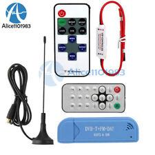USB 2.0 Digital DVB-T + DAB + FM SDR HDTV receptor de sintonizador de TV Stick RTL2832U+R820T2