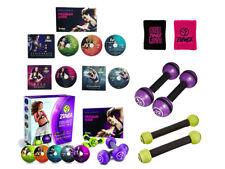 Zumba Exhilarate DVD Set + Optional Extras Wristbands✓ Toning Sticks✓ Authentic✓