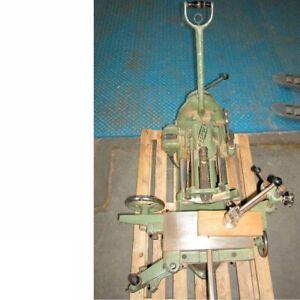 Kettenfräse Bäuerle gebraucht Kettenstemmer Stemmmaschine 26025