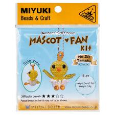 Miyuki Beaded Mascot Fan Kit No.30 Tamako Chick Charm (G56/4)