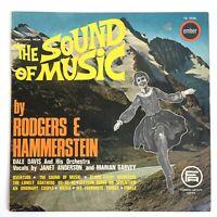 "Rodgers & Hammerstein - The Sound of Music (1965) 12"" Vinyl LP [RB-6616]"
