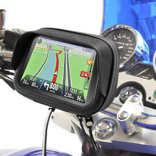 """Suzuki GSR 600 750 Gladius 650 Motorrad Halterung Navi Case Pro Blendschutz 5"""""""