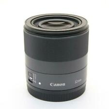 Canon Fixed Focus Lens EF-M 32mm F-1.4 STM Black EF-M 3214 STM New in Box