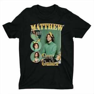 A11272 Spencer Reid - Matthew Gray Gubler - Criminal Minds Tv T-Shirt Vintage