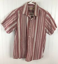 Boys Size XL 18 Striped Button Down Shirt the Havanera Co. cotton x64