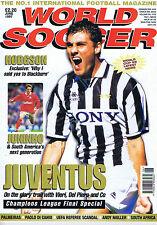 June World Soccer Magazines