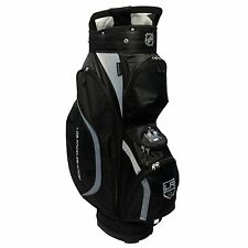 New for 2017 NHL Team Golf LA Los Angeles Kings Clubhouse Golf Cart Bag