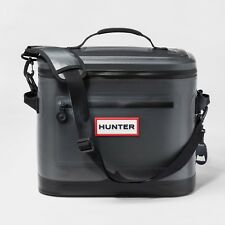 HUNTER FOR TARGET SQUARE COOLER / CHARCOAL GRAY / NWT / SOLD OUT & RARE!