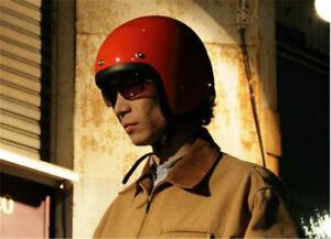 TT&CO Helmet Hat Head Protection Thin Section Locomotive Wind Motorcycle Present