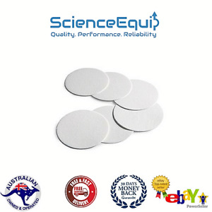 Filter Paper Laboratory Filtration Qualitative Circle Shape, 240 MM Pack of 100