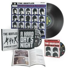 BEATLES - A HARD DAY'S NIGHT - LP + CD + DVD + Blu-ray + CRITERION + 4K + MORE