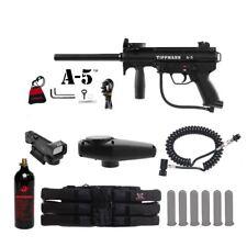 Tippmann Maddog A-5 Standard Tactical Red Dot Paintball Gun Package