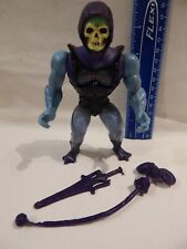 He-Man Masters/ Universe BATTLE ARMOR SKELETOR Loose Complete Tight Stands Holds