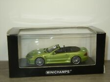 Mercedes SL65 AMG Black Series Cabrio - Minichamps Code 3 - 1:43 in Box *47703