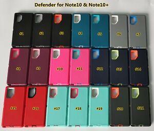 10pcs/lot Hybrid Defender Shockproof Case For Samsung Galaxy Note10+