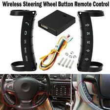 WIRELESS CAR STEERING WHEEL BUTTON CONTROL REMOTE FOR STEREO DVD GPS