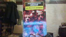 Les Rivières pourpres (Ldp Thrillers) de Grange, Jean-Ch...   Livre   d'occasion
