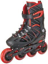 Roller Derby Boy's Stinger 2-5 Adjustable Inline Skate Medium Fast Ship