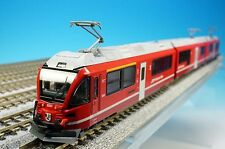 "KATO 10-1273 Rhatische Bahn ABe8/12 ""Allegra"" 3-Unit Set (N Scale) New!!"