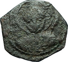 CRUSADERS of Antioch Tancred Ancient 1101AD Byzantine Time Coin St Peter i66332