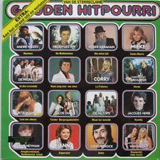 VARIOUS - GOUDEN HITPOURRI - LP
