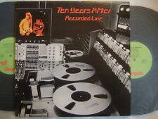 TEN YEARS AFTER RECORDED LIVE / JAPAN WITH POSTER