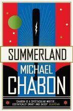 Summerland,Michael Chabon