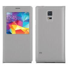 Samsung Galaxy S5 S5 Neo Cover silber Hülle Case neu Schutz Tasche Ultrathin