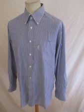 Chemise Façonnable Bleu Taille XL à - 74%