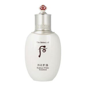 US SELLER The History of Whoo GongjinHyang Seol  Radiant White Emulsion 110ml