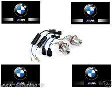 2 LED 10W CREE ANGEL EYES BMW SERIE 5 E60 E61 520D 525D 530D 530XD 535D 04-06