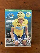 Tour de France - 2009 - Contador Stoically Takes Two - 5 Hrs - Dvd