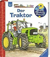 Wieso? Weshalb? Warum? junior 34: Der Traktor von Erne, ... | Buch | Zustand gut