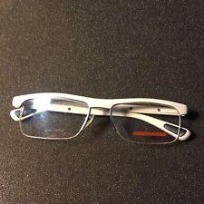 Authentic Prada VPS 04C AOG-1O1 53[]16 140 Eyeglasses/Frames Made In Italy