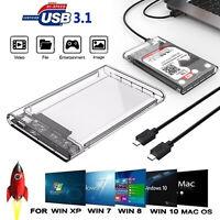 ORICO 2139C3-G2-CR HDD 4TB Case SATA to USB3.1 Gen2 Type-C External Enclosure