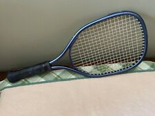 Dp Leach Blue Racketball Racket 3 7/8
