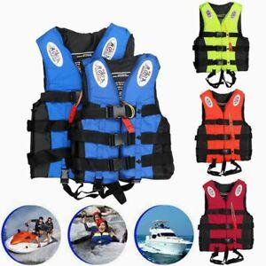 Kinder & Erwachsene Rettungsweste Schwimmweste Life Schwimmhilfe Gr. S-2XL DHL*