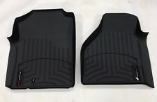 WeatherTech Car/Truck Floor Mat FloorLiner Dodge Ram Truck 1st Row  Black 440041