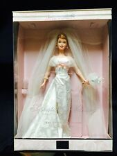 SOPHISTICATED WEDDING 2002 Barbie Doll  Bridal Collection 3rd in series NRFB