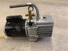 New listing Jb J/B Industries Dv-200N Platinum 7 Cfm 1/2 Hp 2 Stage Refrigerant Vacuum Pump