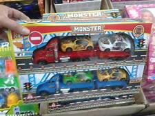 2 tir trasporto auto Kit gioco di qualità giocattolo toy a75 natale