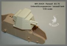 1/35th MR Models French Renault BS-75 conversion