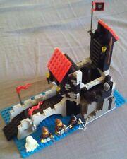 Vintage Lego 6075 Wolfpack Tower Castle Set 1992 COMPLETE