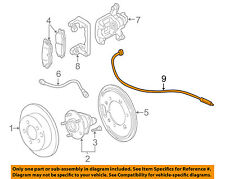 GM OEM Parking Brake-Rear Cable 15297496